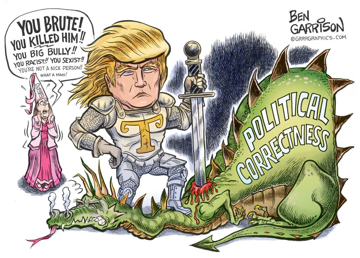 trump-hero-political-correctness-ben-garrison
