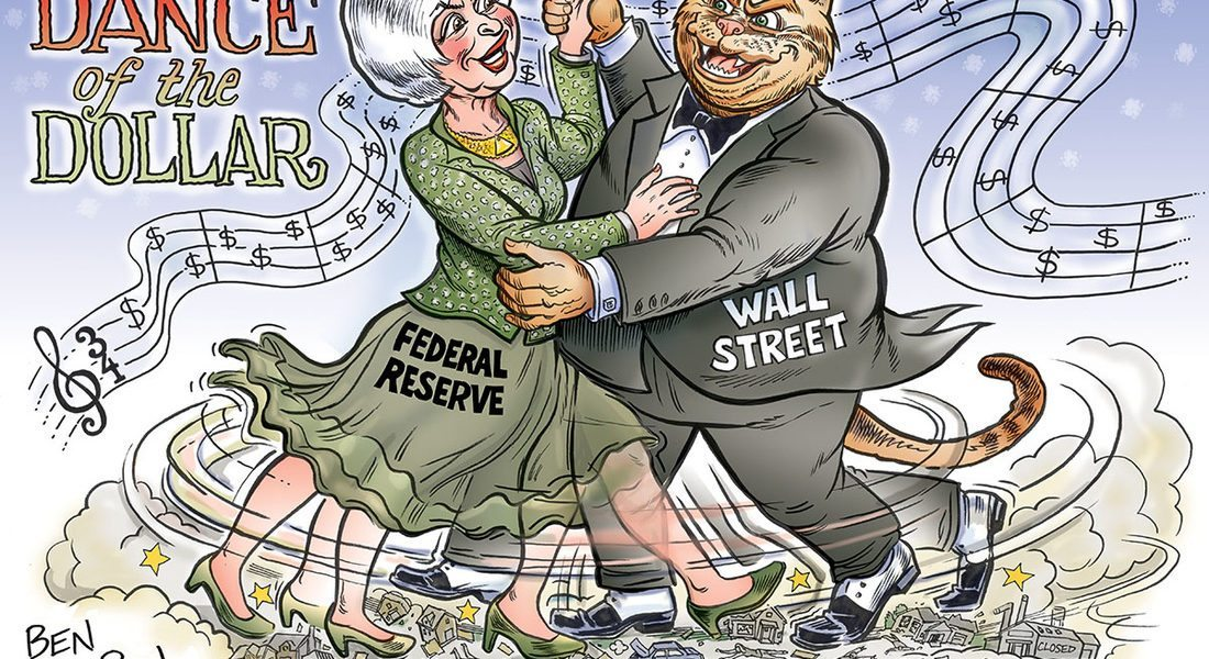 """The Dance of the Dollar"""