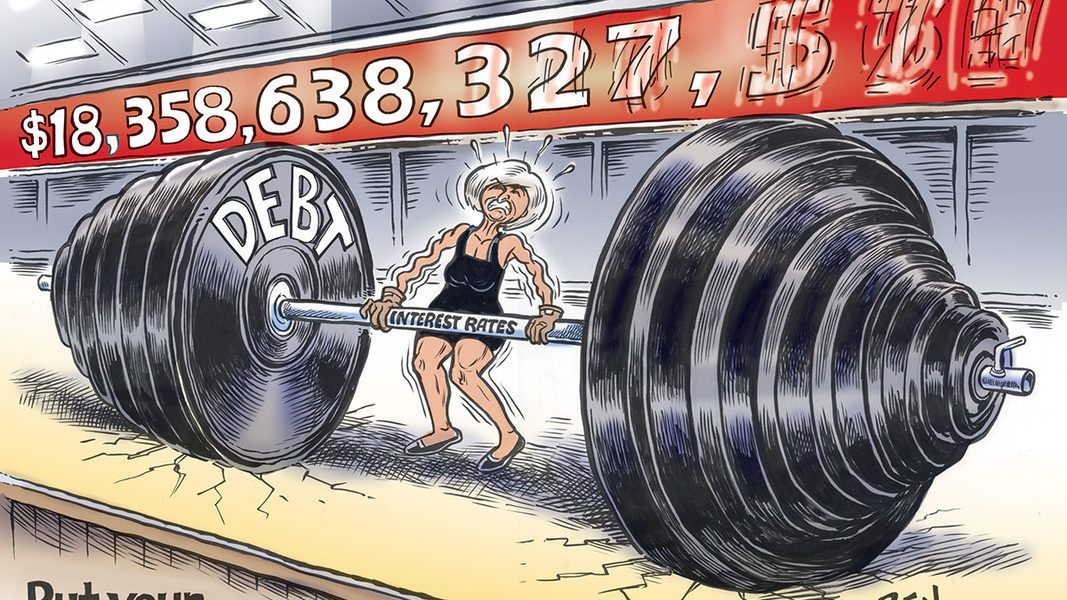 """Lifting Rates"" New Cartoon"