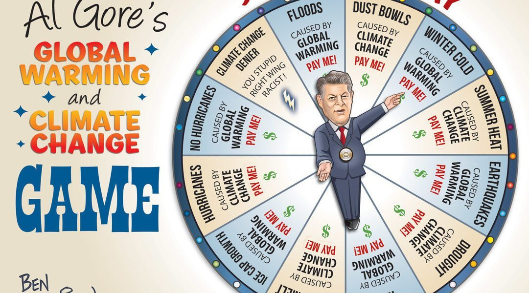 Play the Al Gore Climate Change Game!