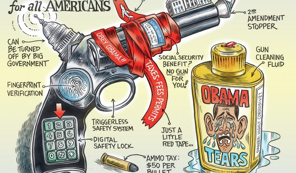 The Obamagun for all Americans