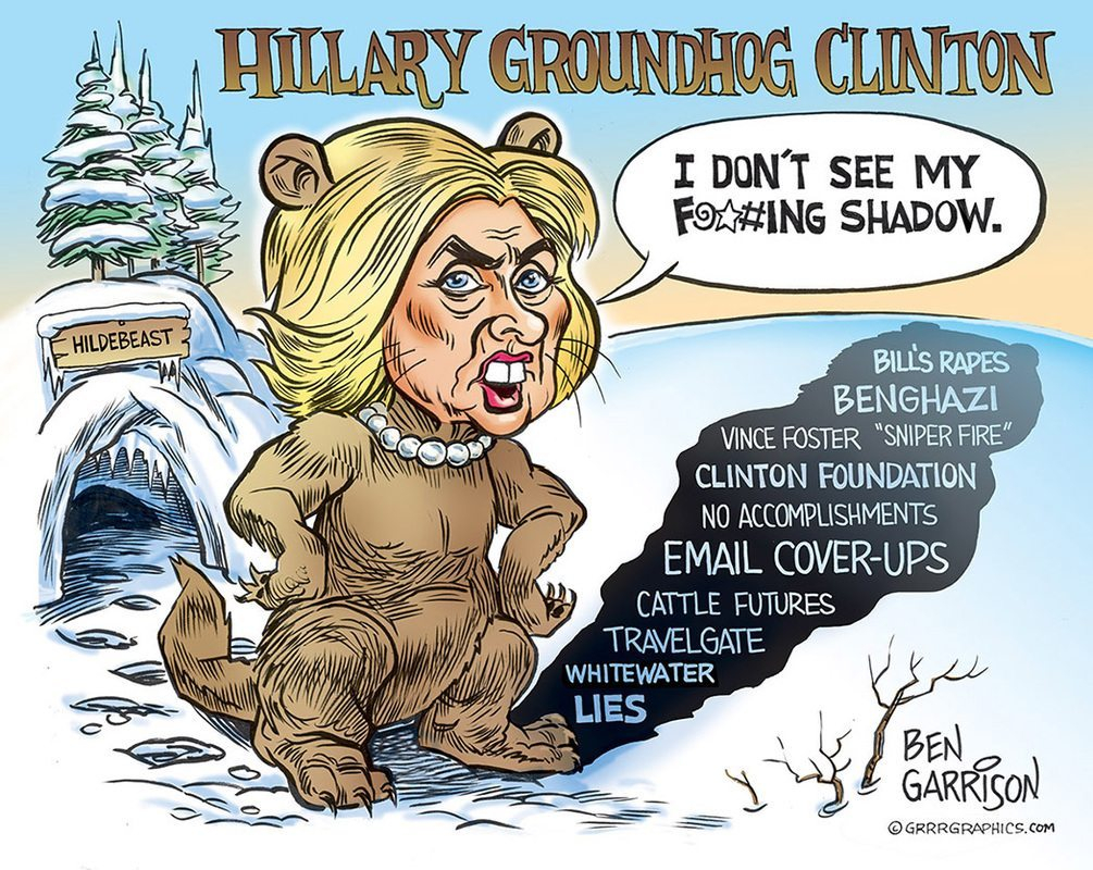 Hilderbeast Groundhog Scandals