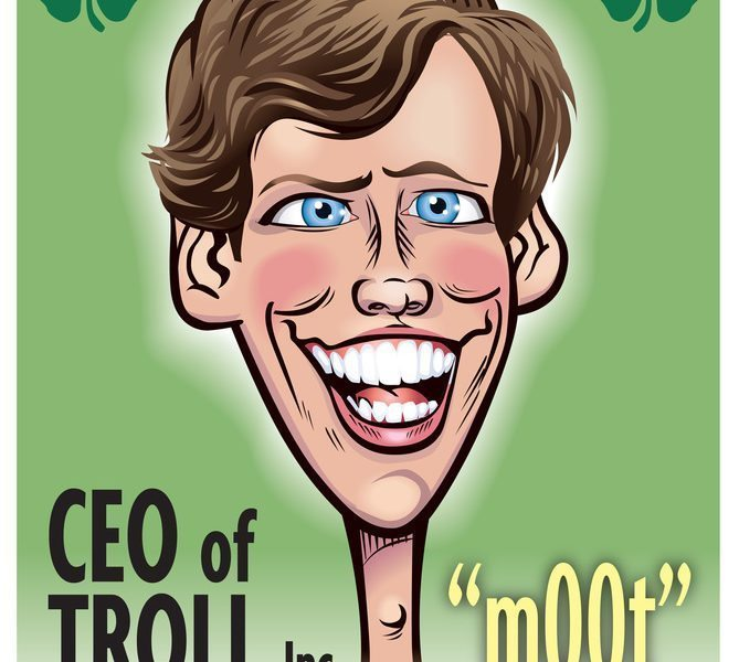 CEO of Troll