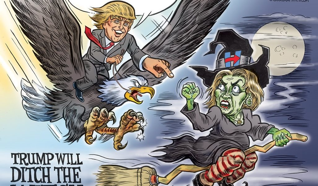 Ditch the Witch, Crooked Hillary