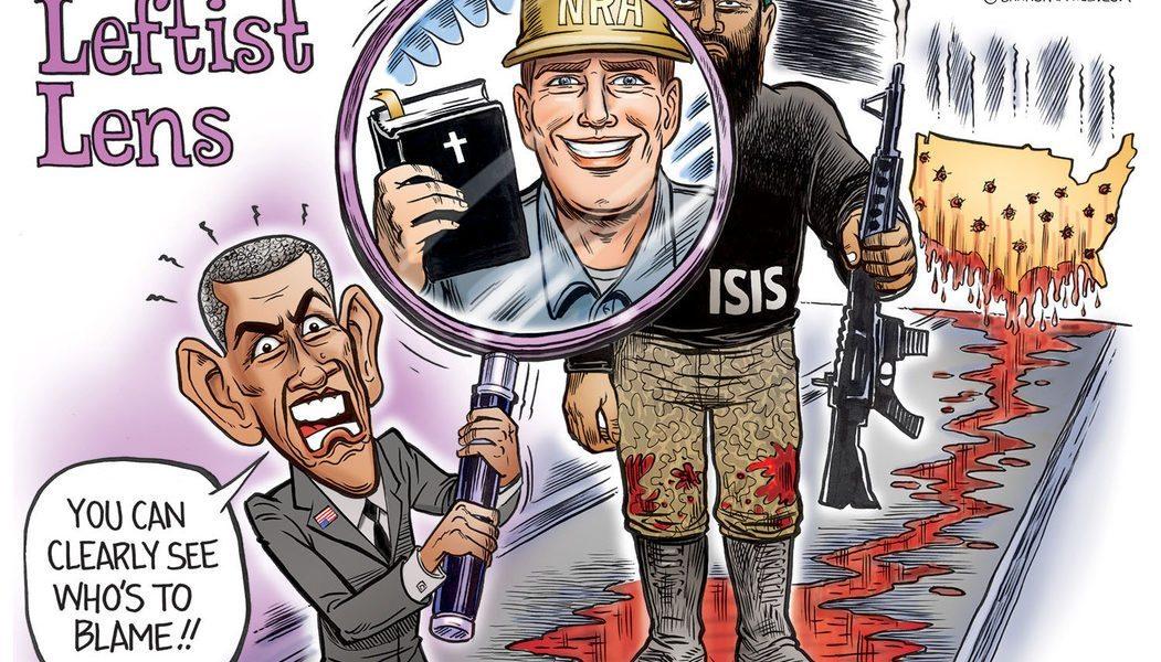 Obama's Leftist Lens