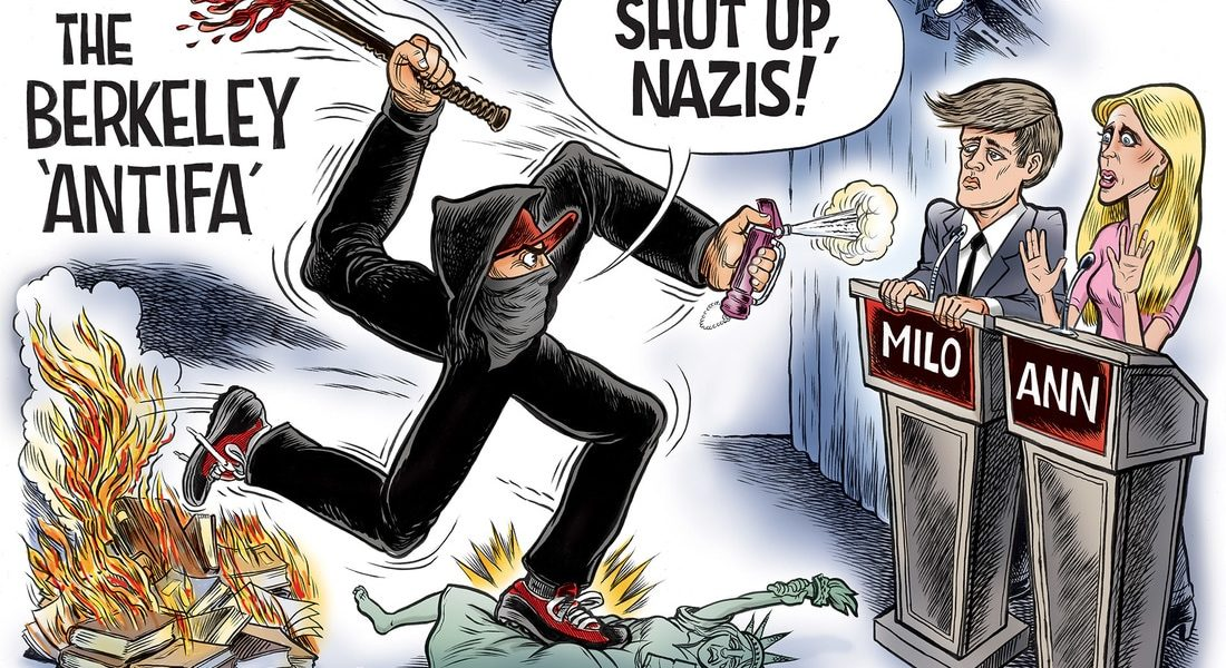 The Berkeley Antifa