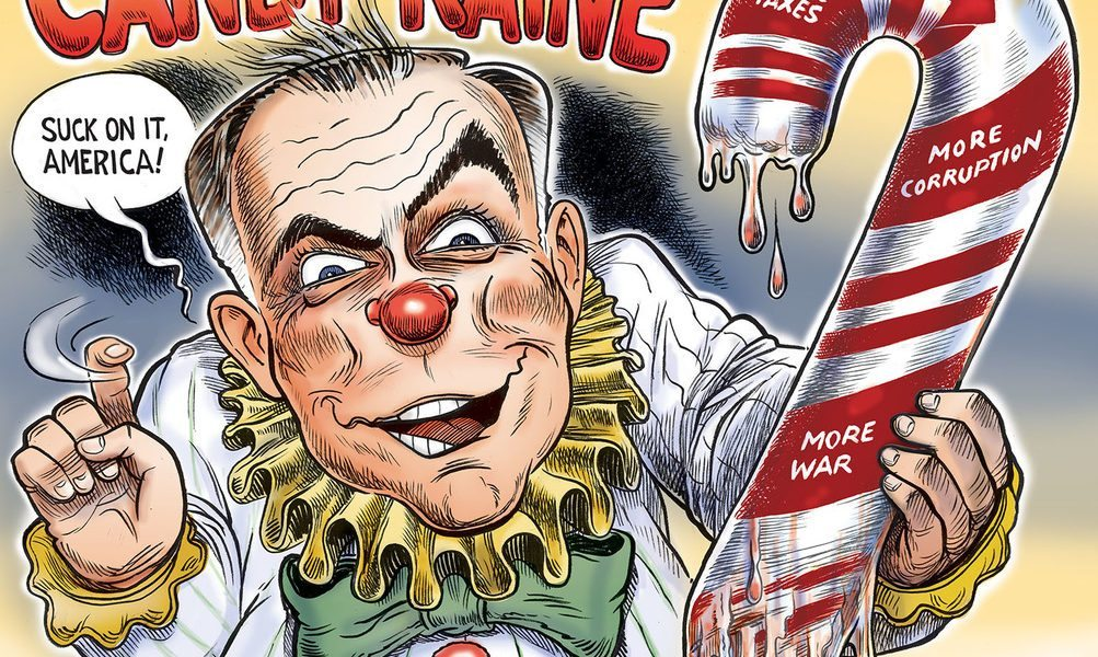 Candy Kaine Clown