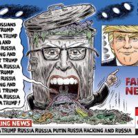 CNN talking Russia, Russia, Russia!
