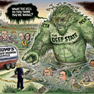 deep state swamp ben garrison 1 orig 300x300 - The Twelve Days of Christmas 2017