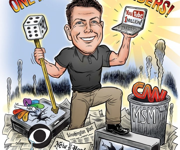 Mark Dice Cartoon