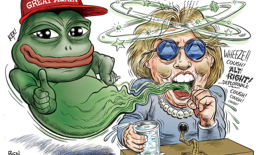 The Frog in Hillary's Throat