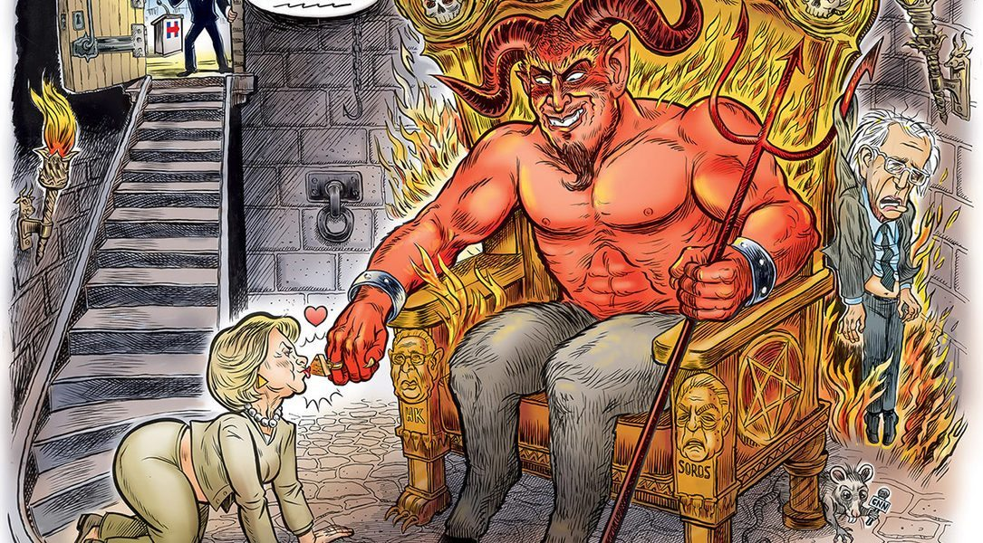 Hillary's Devilish Deal