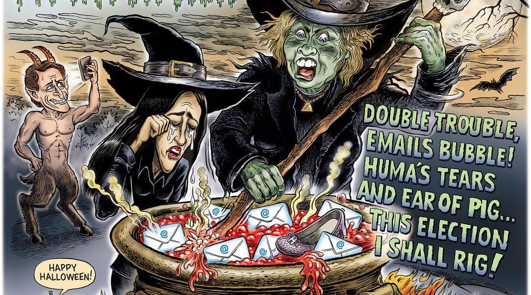 2016 Halloween Cartoon Winner!