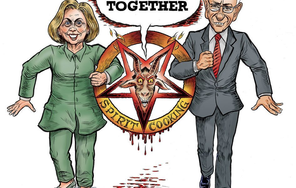 Hillary's Spirit Cooking, Stronger Together