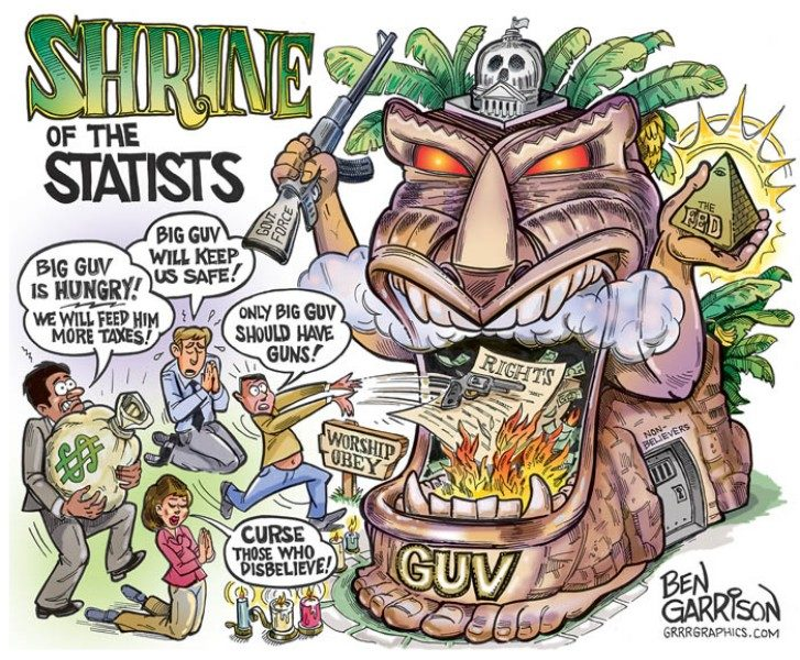 Shrine of the Statists