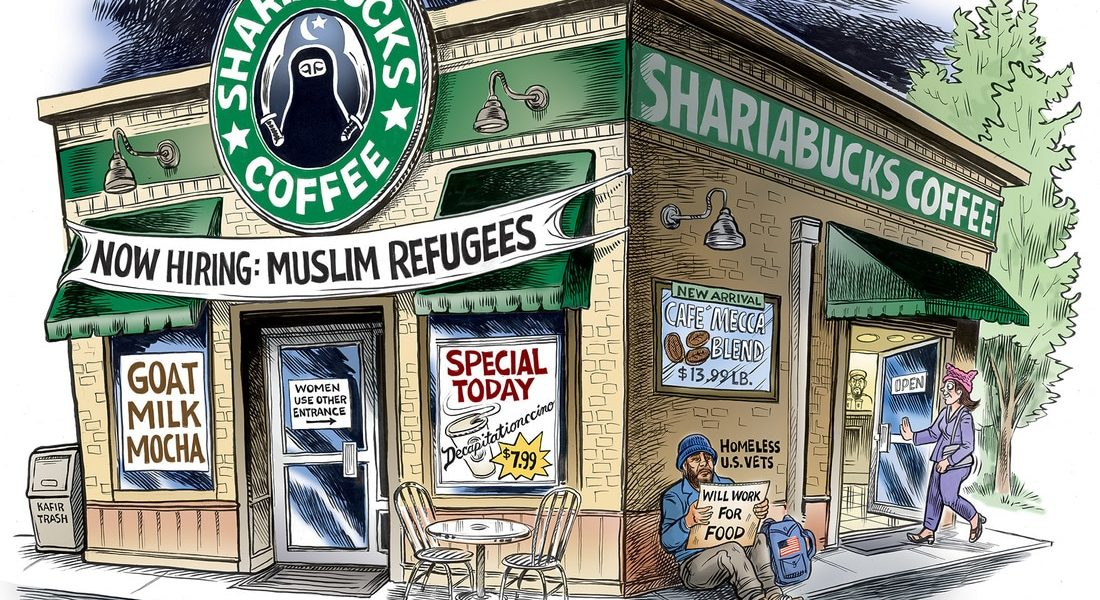 Shariabucks Coffee