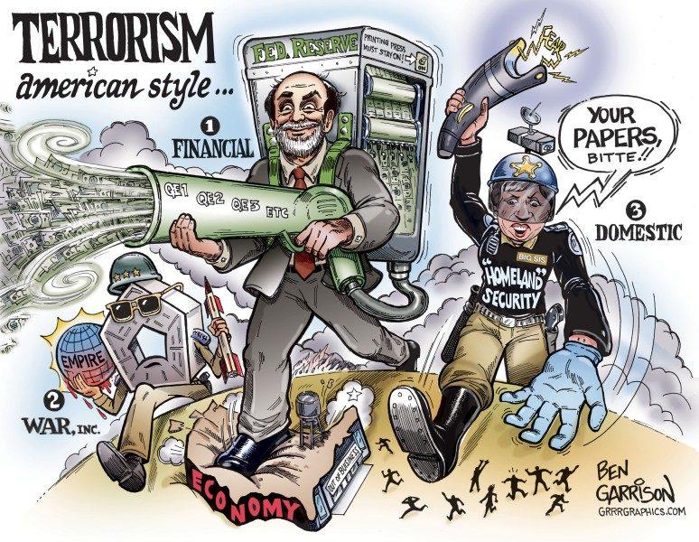 Terrorism American Style