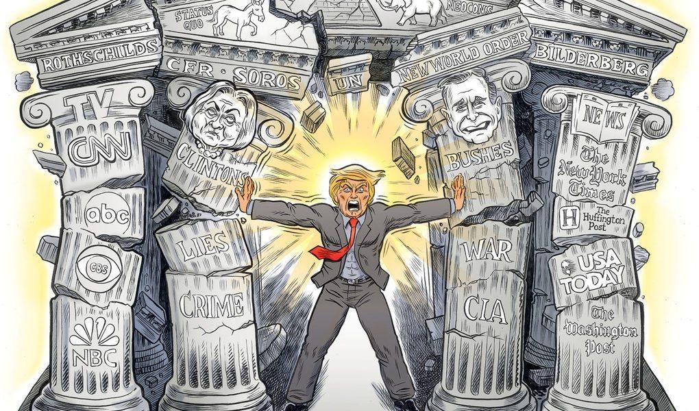 Donald Trump, Modern Day Samson
