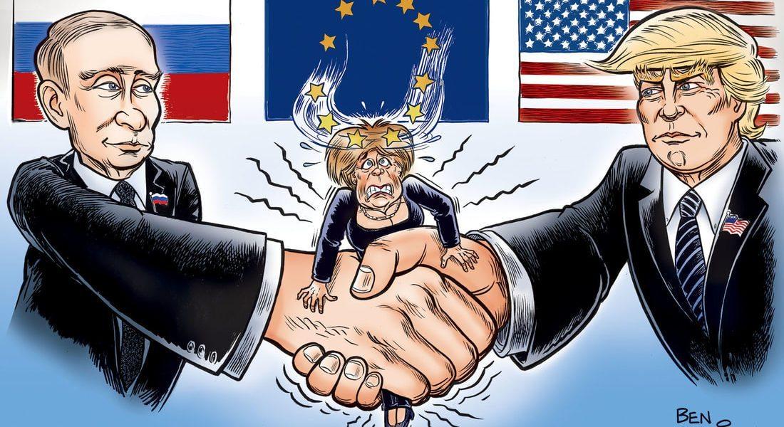 G20 Memories, The Firm Handshake