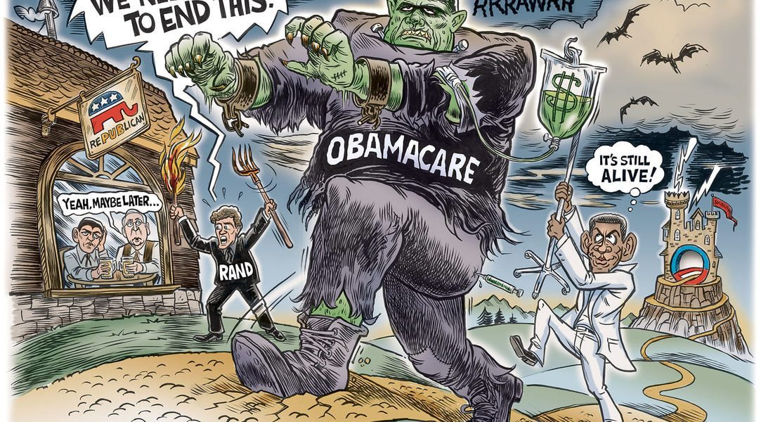 The Obamacare Monster