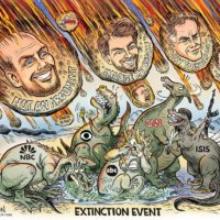 Legacy Media Extinction Event