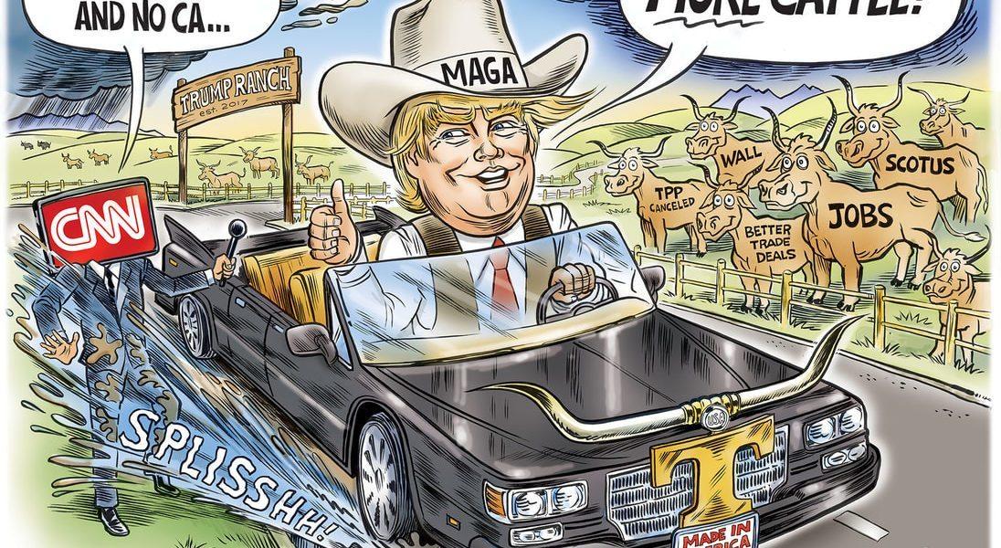 Trump, Made in America