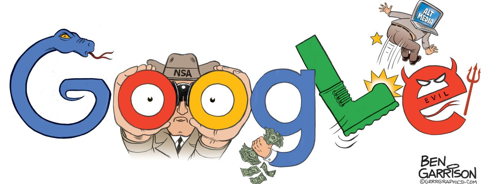 Google Doodle Updated