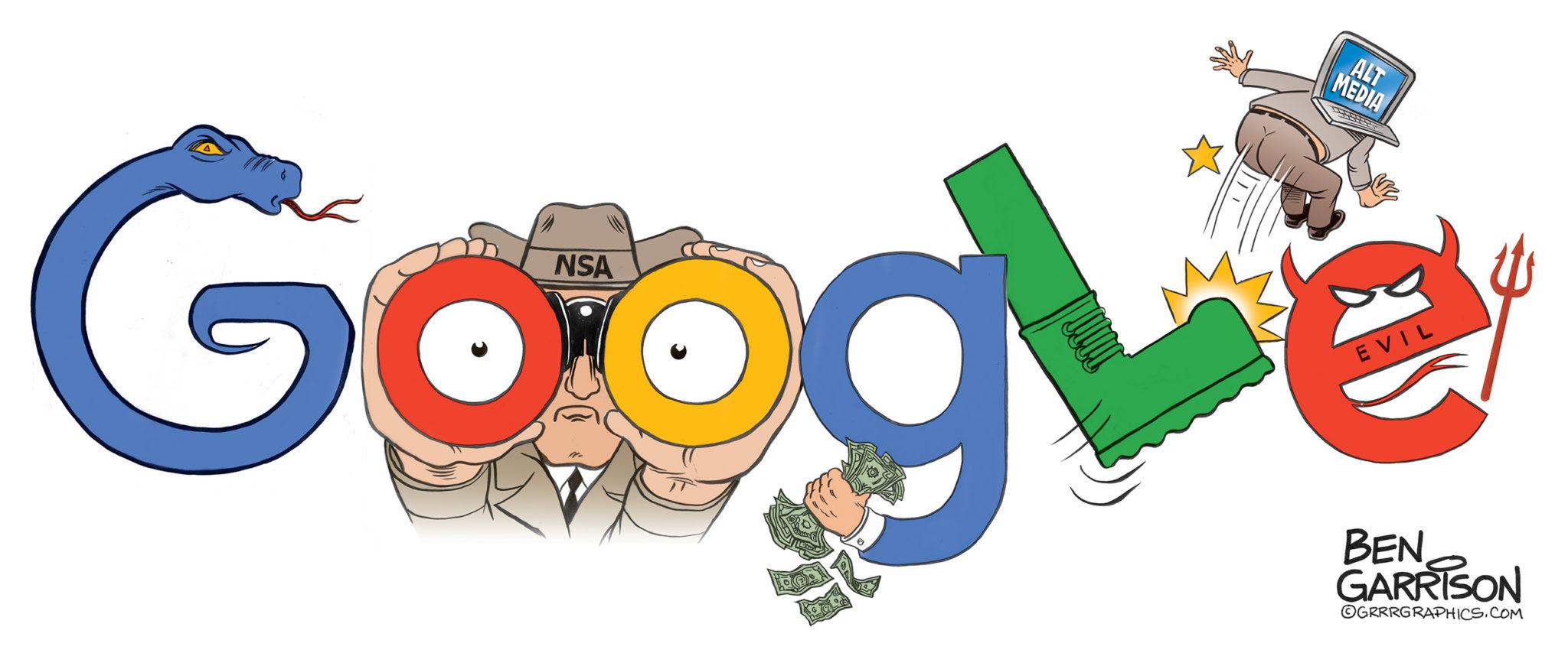 В Google опять прокололись.