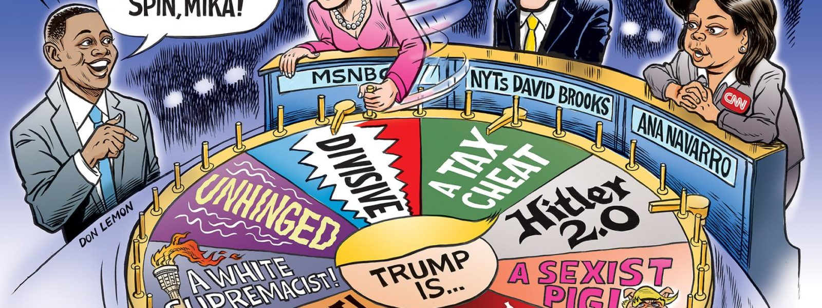 Wheel of Fake News