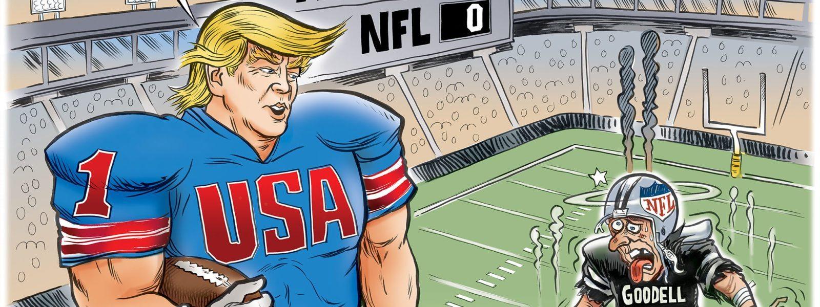 The NFL Fumbles Again