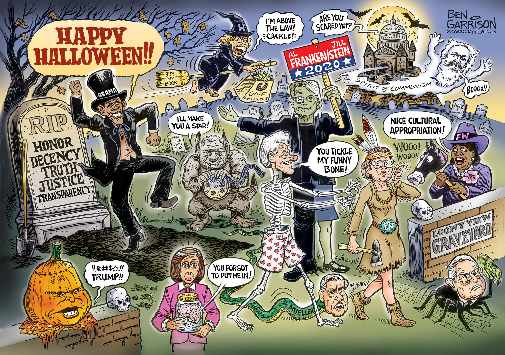 Image result for hillary cartoons