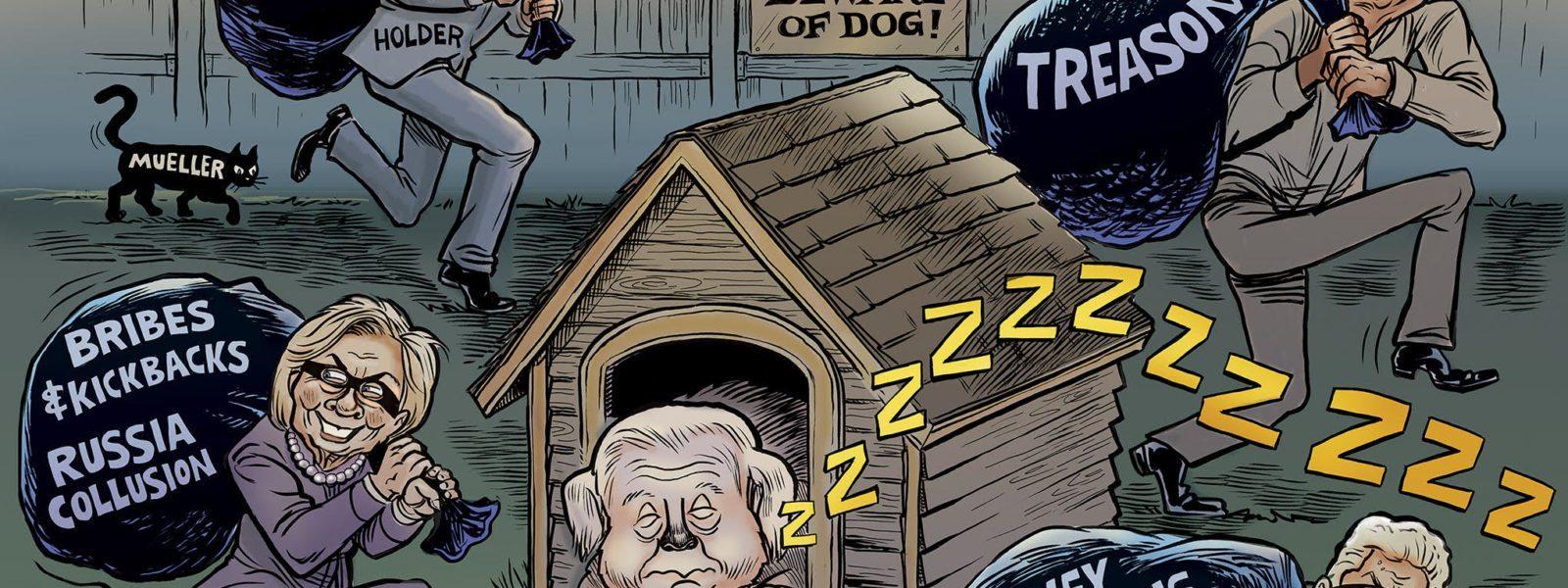 Wake Up Watchdog!