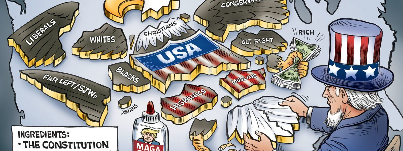 Mending a Fractured America