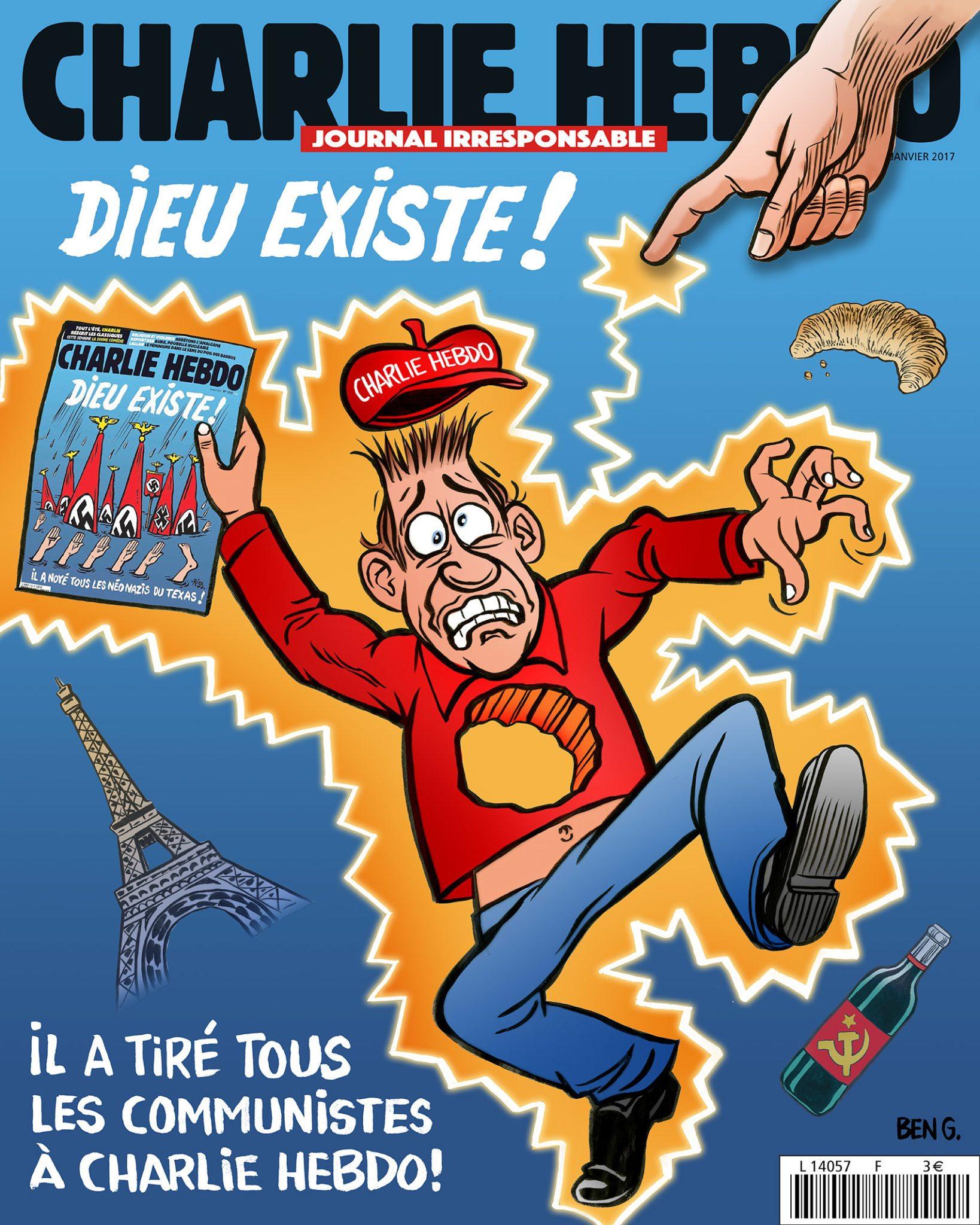Charlie Hebdo Parody