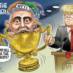 The Big Winner, Fake News Awards