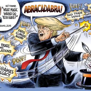 Trump's MAGA Magic