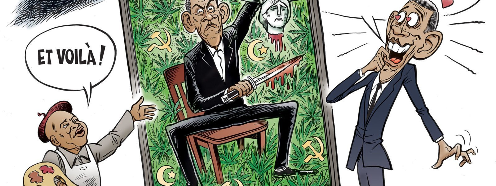 Obama's Presidential Portrait