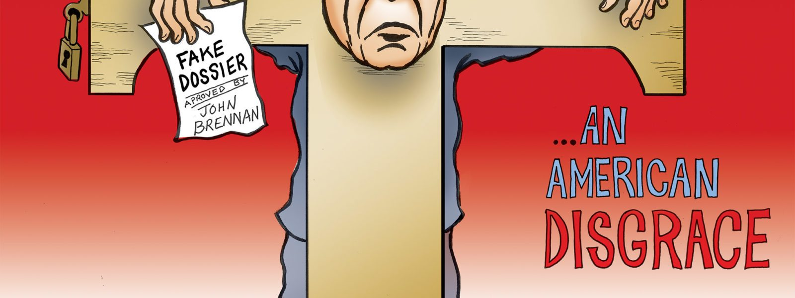 John Brennan American Disgrace