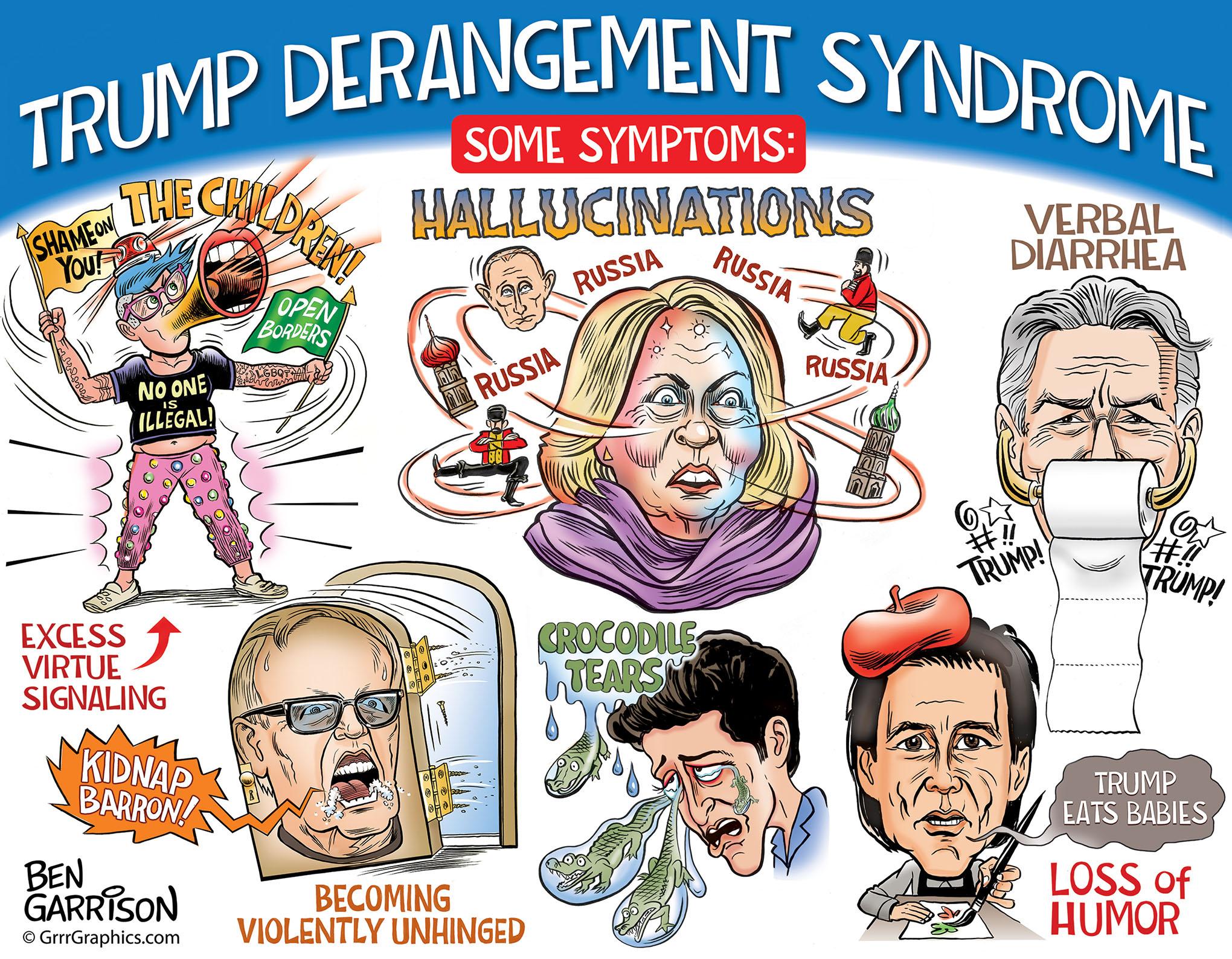 http://grrrgraphics.com/wp-content/uploads/2018/06/trump_derangement_syndrome.jpg