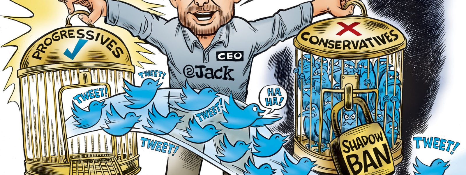 "Twitter Jack, ""Controlling the Conversation"""