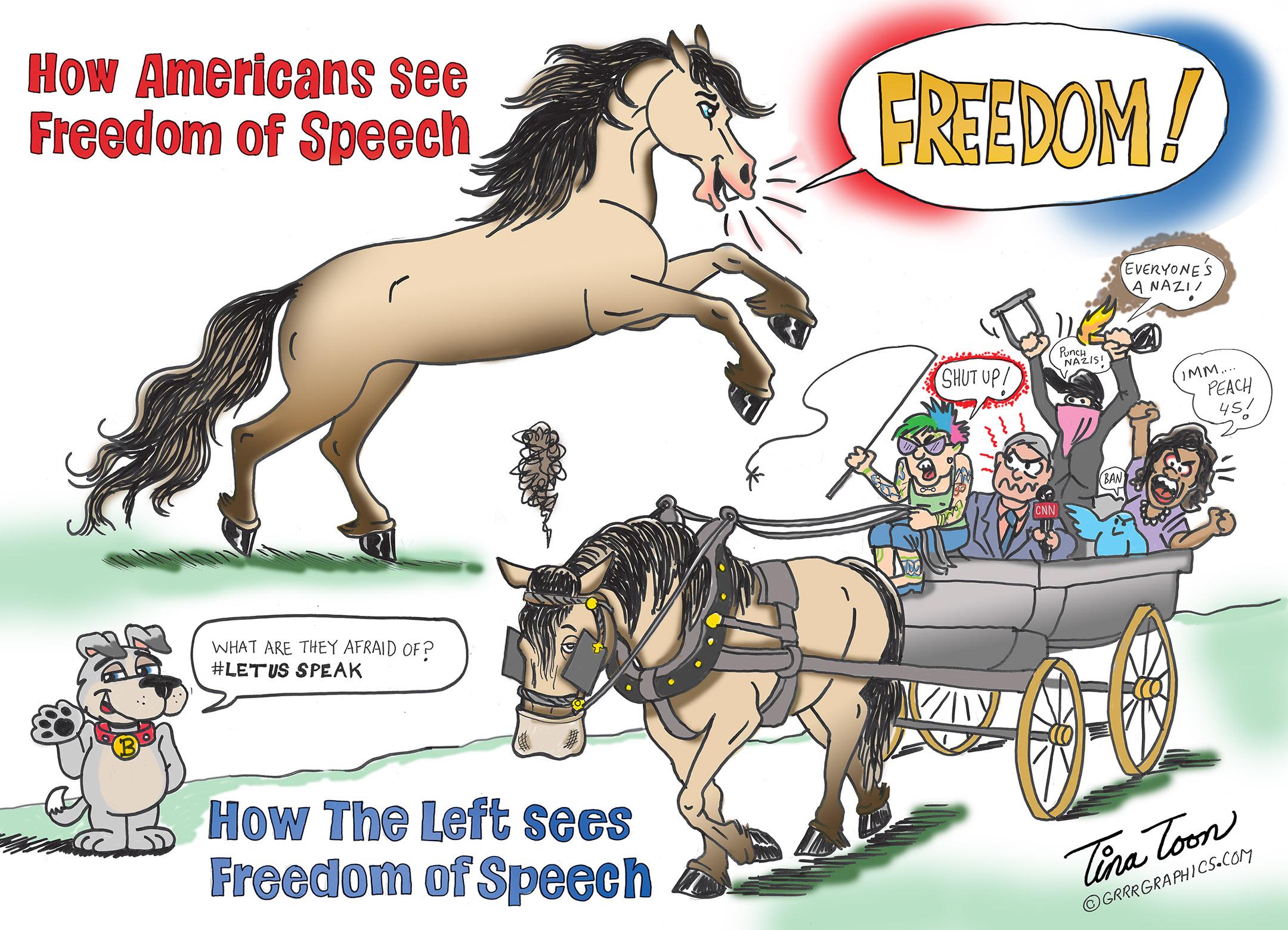 [Image: freedom-of-speech-horse-Tina-Toon.jpg]