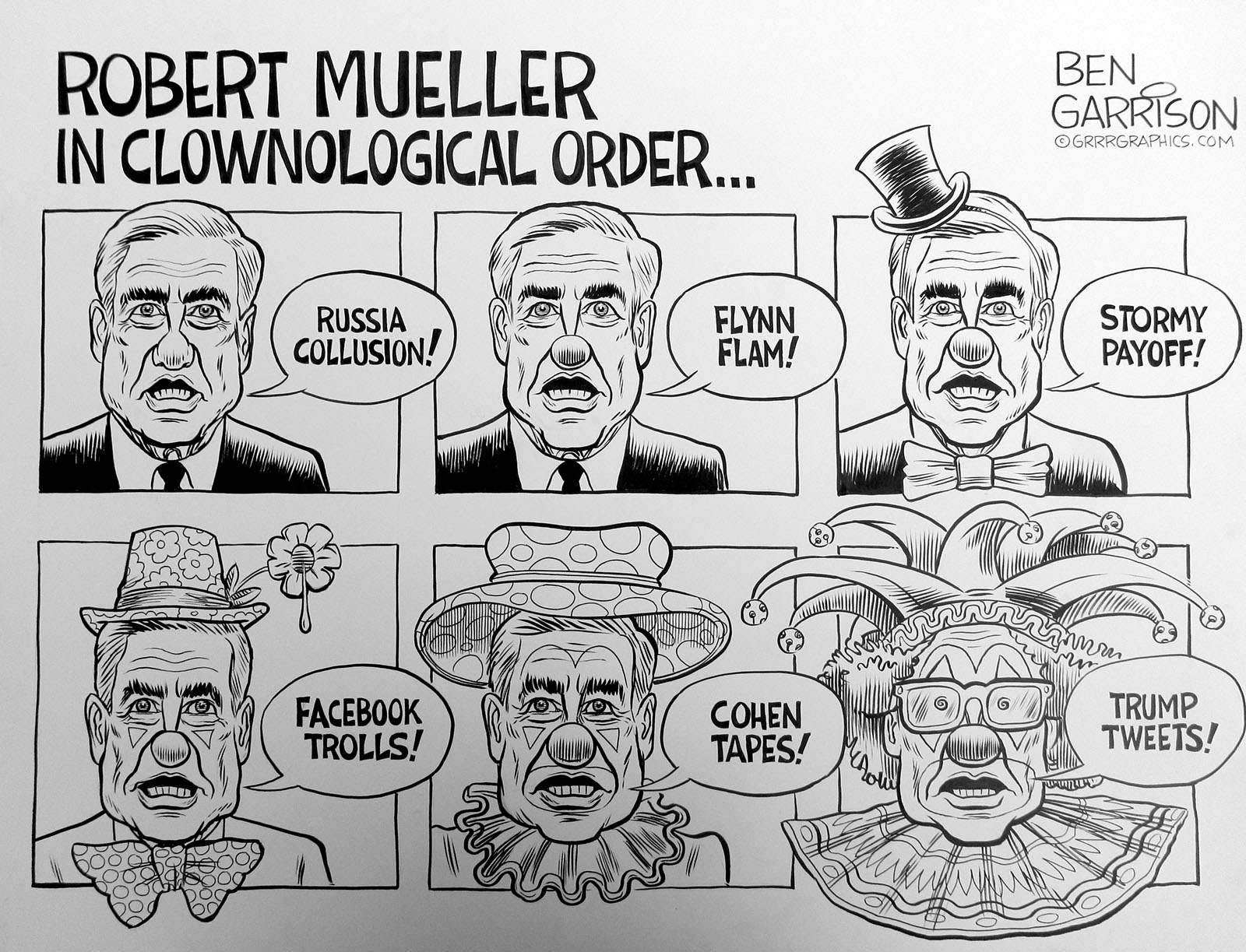 Mueller Clown Original