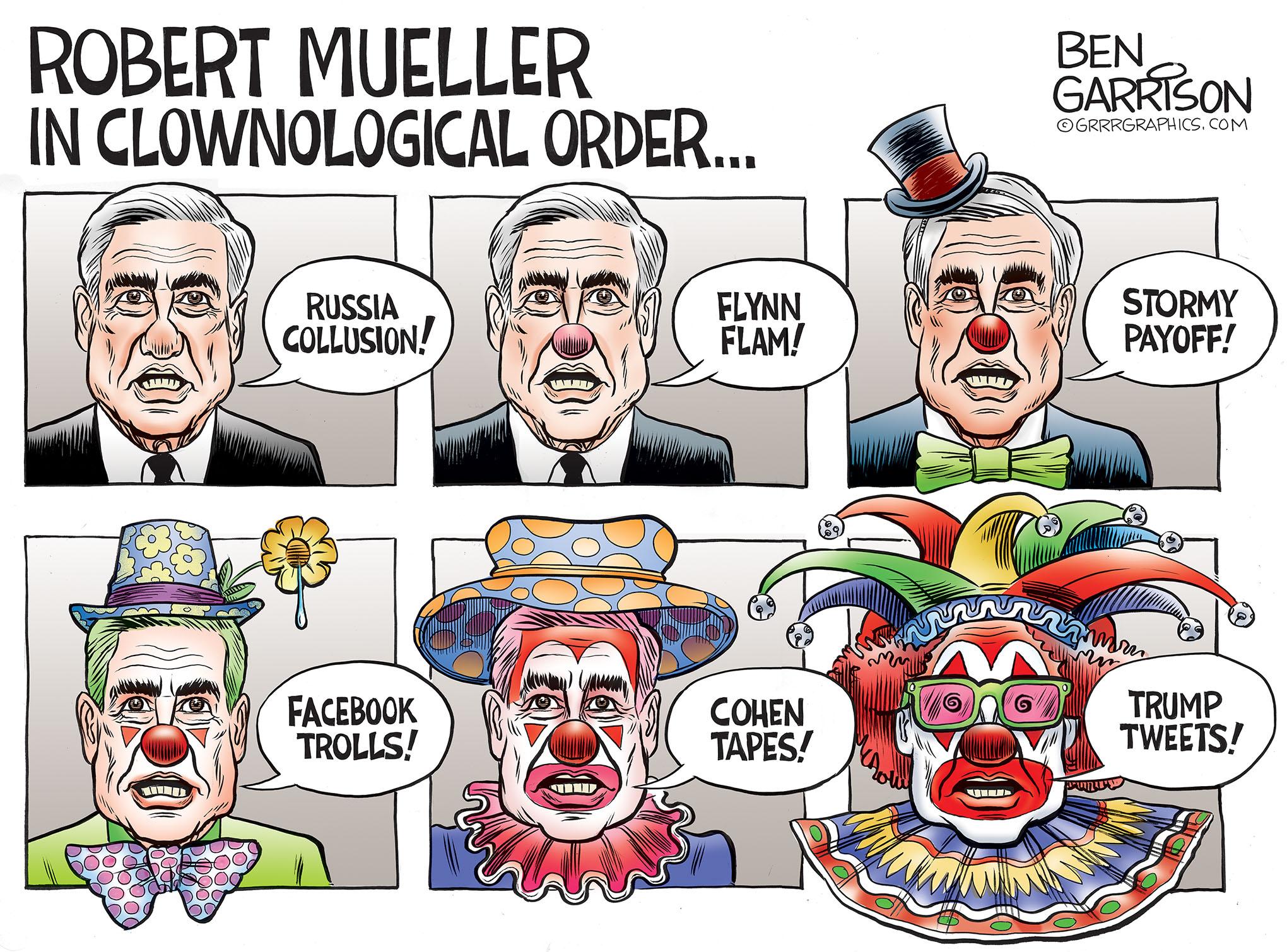 Mueller Clown Original