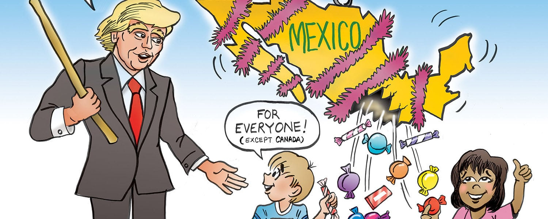 Tina Toon Sweet Mexico Trade Deal