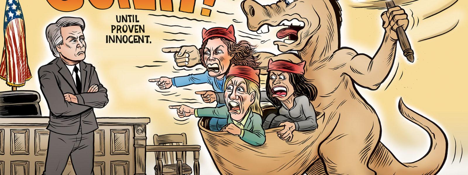 The Democrats' Kangaroo Court