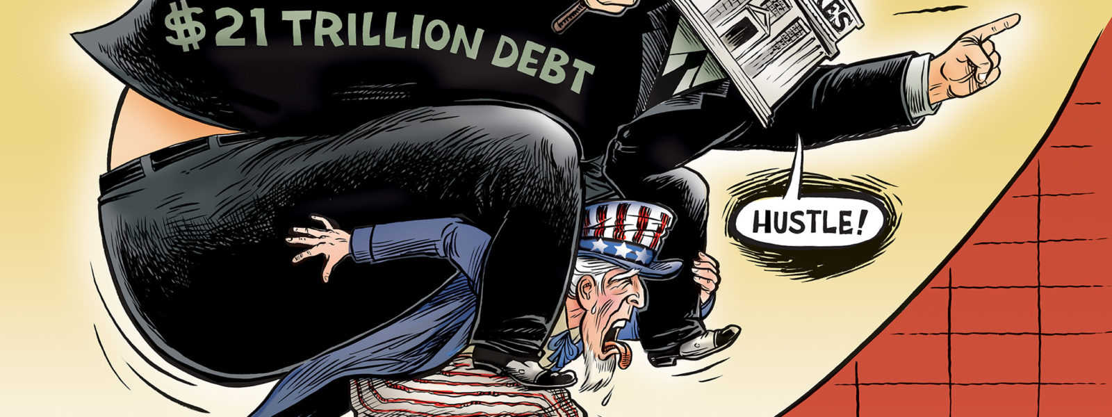 The USA's Debt Burden