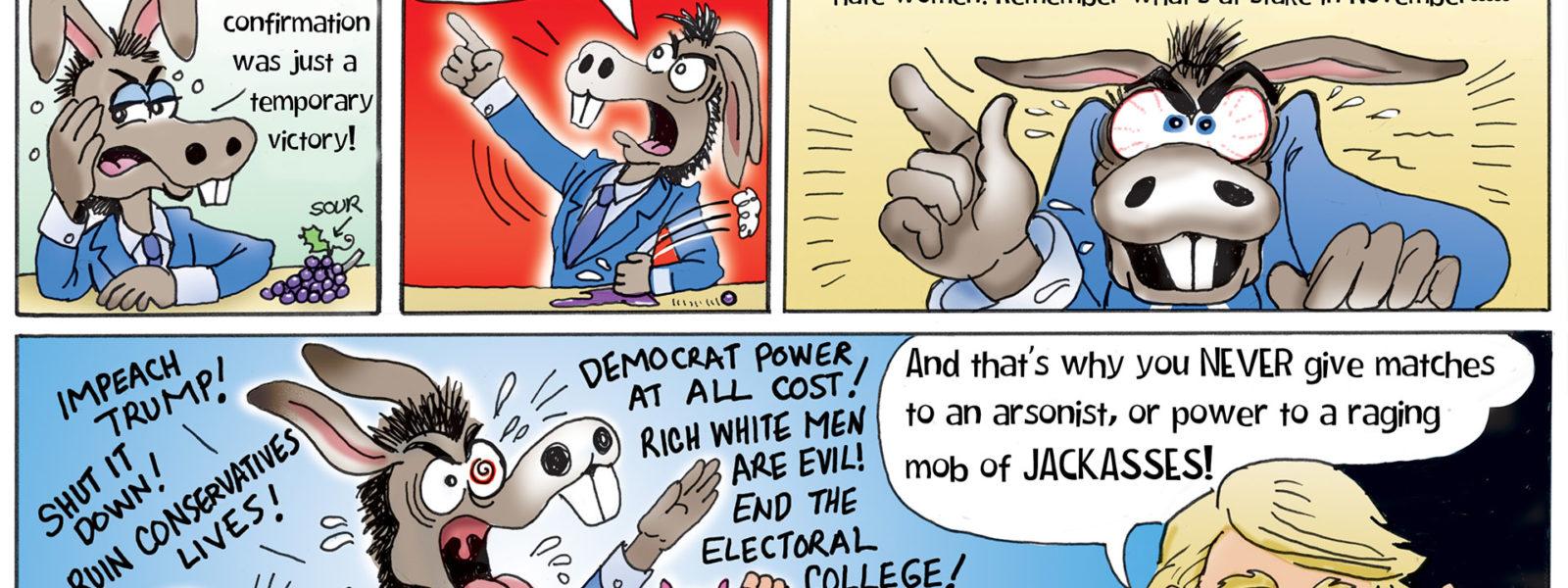 The Democrat's Response Tina Toon Tuesday