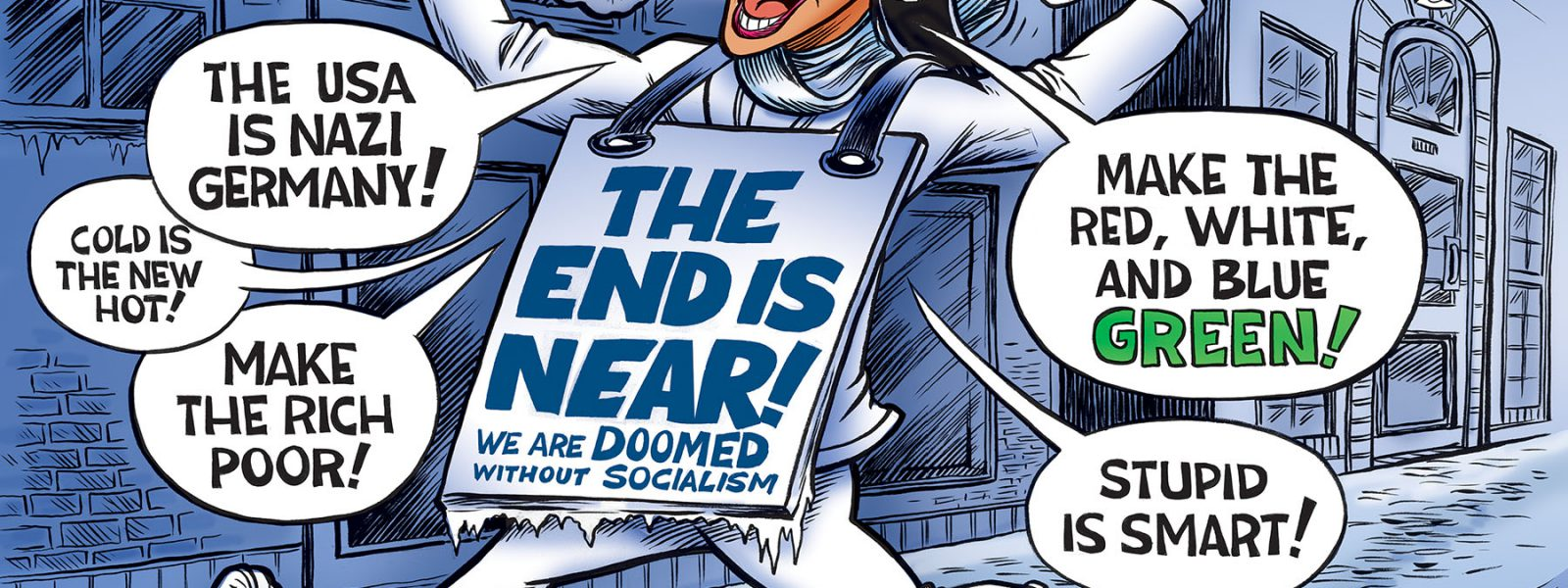 AOC Doomsday Machine