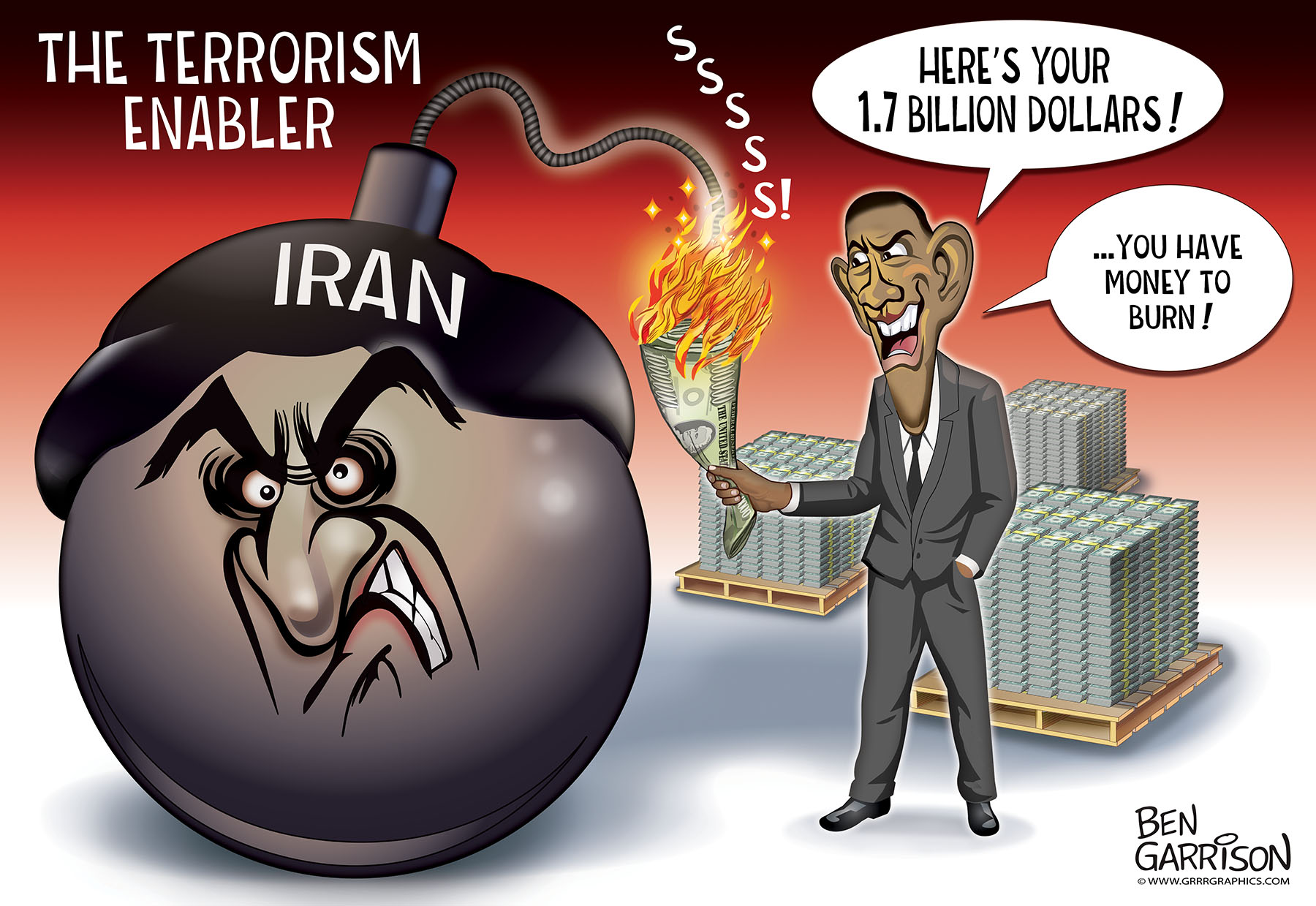 Image result for branco cartoons big media and iranian terrorist