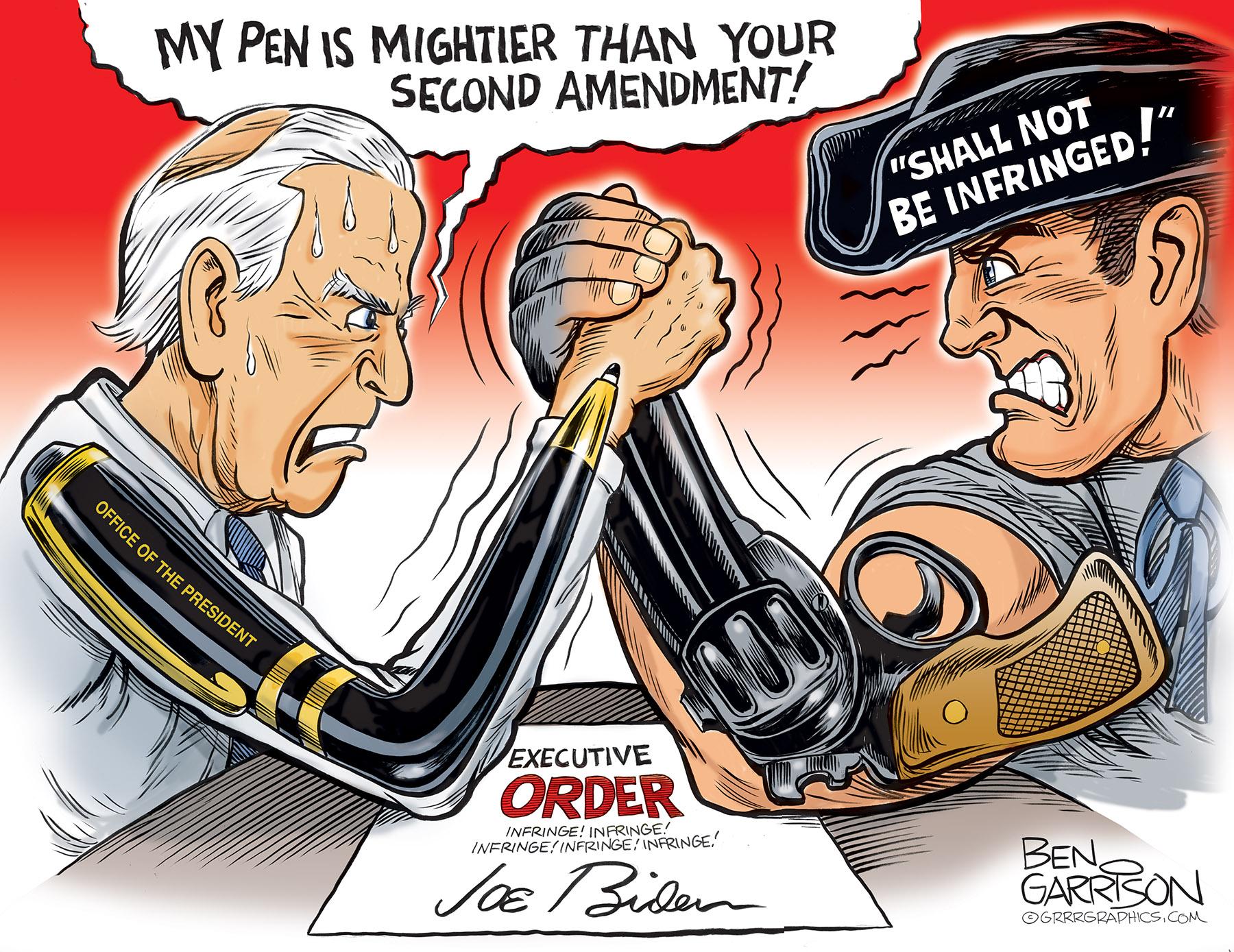 Biden's Gun Grab